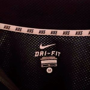 Nike Shirts - Nike Dri-Fit Quarter Zip Pullover w/Mesh panels🆕